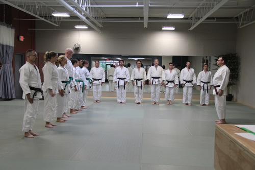 Ann Arbor Jiujitsu Japanese Martial Arts Center