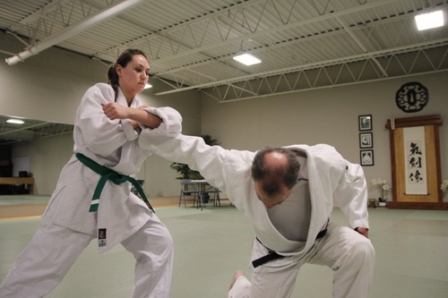 JMAC trains women in martial arts in Ann Arbor, MI