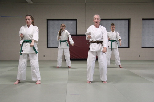 Japanese Martial Arts Center trains women in martial arts in Ann Arbor, Michigan