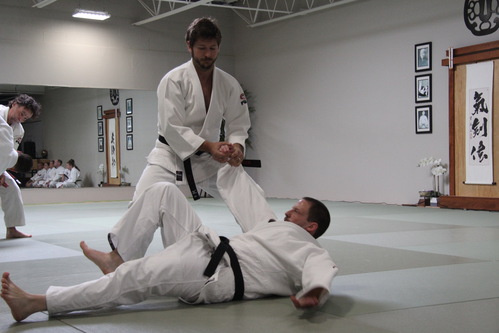 Self-Defense Classes at Japanese Martial Arts Center in Ann Arbor, Michigan