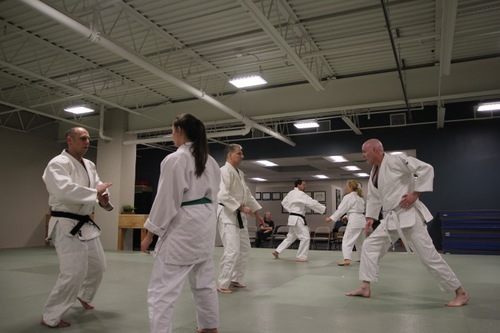 Classes for Japanese Jujutsu in Ann Arbor at JMAC
