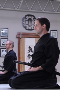 Japanese Martial Arts Instructor Jon Spengler Sensei