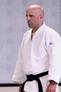 Japanese Martial Arts Instructor Dana Jackson