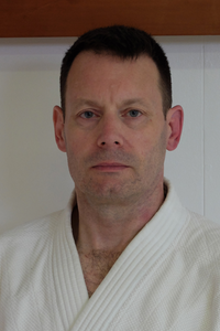 Japanese Martial Arts Instructor John Gage Sensei