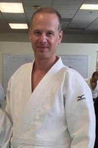 Japanese Martial Arts Instructor Jeff Hauptman Sensei